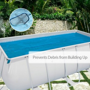 NEW Bestway Swimming Pool Cover 375 x 175cm fits 56251 56241 56244 UV resistant