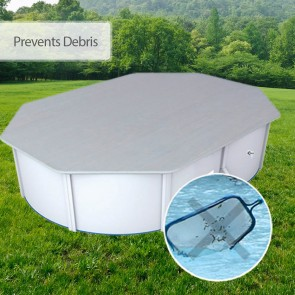 NEW Bestway Swimming Pool Cover 5.30m x 3.85m 58293 and 56242 UV resistant